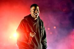 """Kid Cudi Partners With Postmates For 420-Inspired """"Munchies Menu"""" During Coachella"""