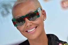 """Amber Rose Drags The """"Toxic Fake Ass Friends"""" Neglecting Her During Maternity"""