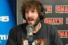 """Lil Dicky Details Adventure At Leonardo DiCaprio's Manor: """"We Played Pickle Ball"""""""