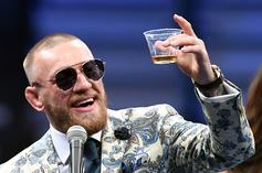 Conor McGregor's Proper No. Twelve Credited For Historic Whiskey Sales In U.S.