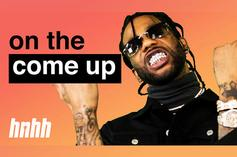 "Hoodrich Pablo Juan Talks Growing Up Muslim, Gucci Mane's Wisdom, & Nipsey Hussle In ""On The Come Up"""