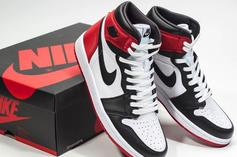 "Satin ""Black Toe"" Air Jordan 1 High Coming This Summer: Closer Look"