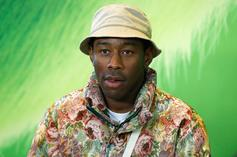 "Tyler, The Creator Performed ""IGOR"" For Lucky Fans In Los Angeles"