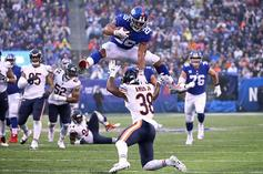 """Nike Football Taps """"Sicko Mode"""" For New Ad With Odell, Saquon & Mack"""