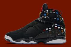 "Air Jordan 8 ""Quai 54"" Release Date Confirmed: Official Photos"
