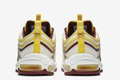 Nike Air Max 97 Releasing In Washington Redskins Color Scheme