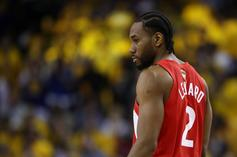 """Kawhi Leonard On What Finals Title Would Mean to Canada: """"I'm Not Really Sure"""""""