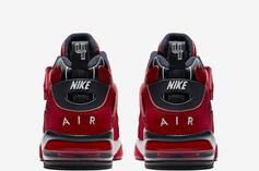 Charles Barkley's Nike Air Force Max CB Releases In Rockets Colorway