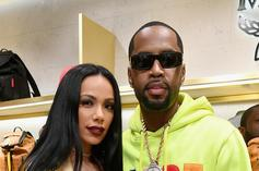 """Safaree & Erica Mena Claim They're """"TV Gold"""" In Ass-Grabbing Photo"""