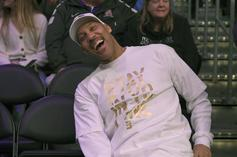 """LaVar Ball Guarantees Lakers Will """"Never Win Another Championship"""" Post-Lonzo"""