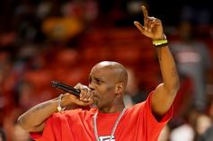 "DMX Officially Arrives On Set For ""Chronicle Of A Serial Killer"""