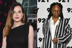 Bella Thorne Cries & Criticizes Whoopi Goldberg For Nude Photo Comments