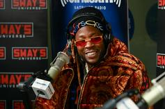 "2 Chainz Gets Super High While Enjoying The ""Most Expensivest"" Cannabis Cuisine"
