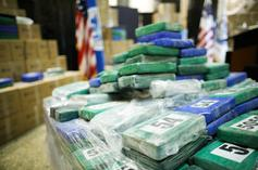20 Tons Of Cocaine Seized On Bank-Owned Cargo Ship