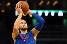 Ben Simmons' Jump Shot Highlight Reel Takes Twitter By Storm: Watch