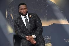 50 Cent Won't Let The 'Chris Brown Vs. Michael Jackson' Thing Go