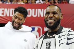 LeBron James Wants Student Athletes To Be Paid, Supports New Bill