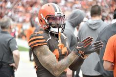 Odell Beckham Jr. Sports $350K Watch During Browns Debut, Twitter Reacts