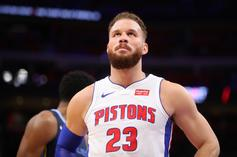 Blake Griffin Shocks Fans While Going Incognito As A Taxi Driver: Watch