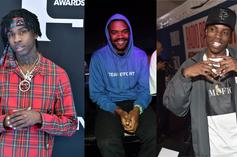 "Ameer Vann, Polo G & More Conquer This Week's ""FIRE EMOJI"" Playlist"