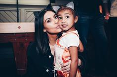 Kim Kardashian Shares North West's Newest Lost Tooth