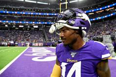 """Vikings' Stefon Diggs Addresses Trade Rumors: """"There's Truth To All Rumors"""""""