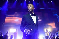 """Pharrell Says """"Blurred Lines"""" Plagiarism Accusations Hurt His Feelings & """"Set Me Back"""""""