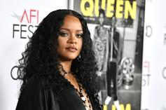 """Rihanna Stuns At """"Queen & Slim"""" Premiere After Promise To """"Balance"""" Work & Play"""