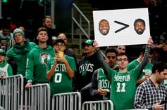 Kyrie Irving Issues Lengthy And Bizarre Rant After Being Booed