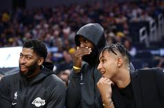 Lebron James Responds To Criticism From Kyle Kuzma's Trainer