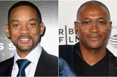"""Will Smith Once Went """"All Gangsta"""" On Tommy Davidson After Jada Pinkett Smith Kiss"""