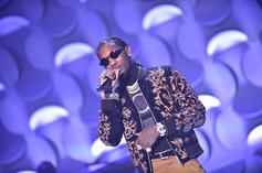 Offset Detained By Officers At L.A. Shopping Center After Call Came In About Firearm