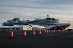 Cruise Ship Passengers In Japan Quarantined For 2 Weeks Due To Coronavirus