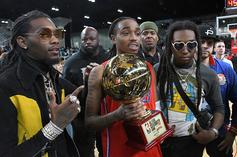 Quavo To Debut New Yeezy Sneaker In All Star Celebrity Game