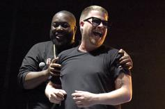 """Run The Jewels 4"" Is Finished"