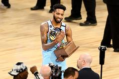 Derrick Jones Jr. Lands Sneaker Deal Following Dunk Contest