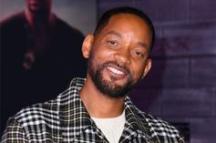 """Will Smith Transforms Into Serena Williams' Dad On Set Of """"King Richard"""" Biopic"""