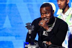 DaBaby Isn't Stopping His Music Video Shoot