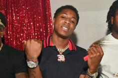 NBA Youngboy & Yaya Mayweather Appear Loved Up In New Photo