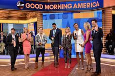 """""""Good Morning America"""" Reporter Caught Without Pants"""