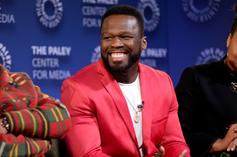 50 Cent Takes A Jab At Mike Pence Following Recent Mural