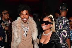 Lil Baby & Jayda Cheaves Share Kiss As Rumors Of Split Continue