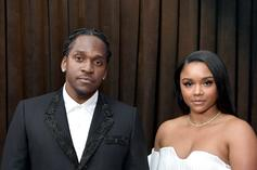 Pusha T & His Wife Welcome Their First Son