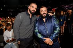 """DJ Khaled Brings An Owl To Announce Upcoming """"Pop Chune"""" With Drake"""