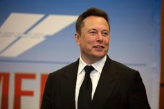 Elon Musk Doubles Down On Supporting Kanye West's Presidential Run