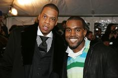 Kanye West Wants Jay-Z As His Running Mate