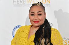 """Raven-Symone Says She's """"Down"""" To Join Adrienne Houghton On """"The Real"""""""