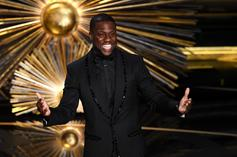 """Kevin Hart Shows Off His New Action Figure For """"Die Hart"""""""