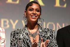 """Beyoncé Calls Young Girl Who Went Viral For Crying While Watching """"Black Is King"""""""