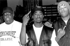 """Biggie's """"King Of New York"""" Crown, Tupac's Love Letters Up For Auction"""